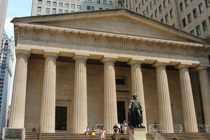 Wall Street Walks American Hist Tour
