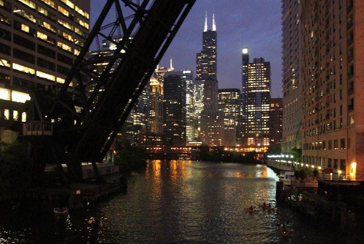 Wateriders Night Kayak Tours
