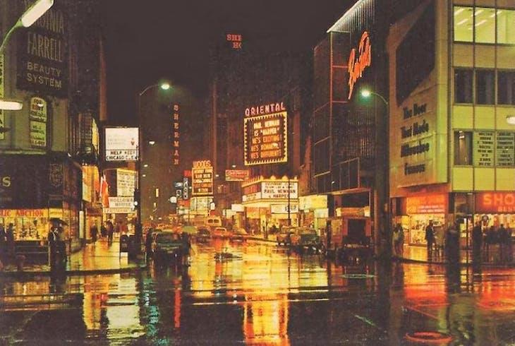 Wendy City 1950