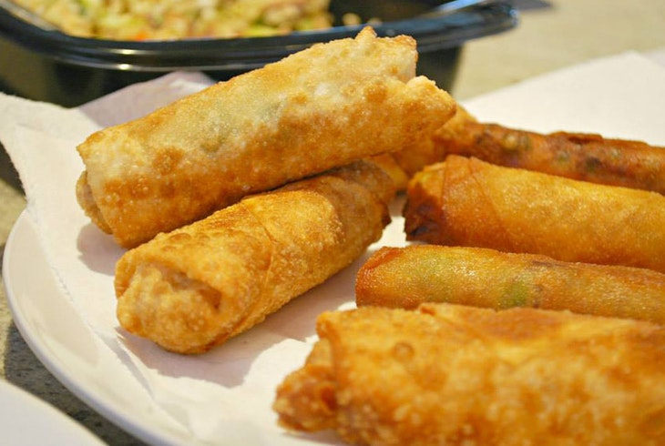 What S Cookin Chicago How Asia Rolls Eggrolls Demystified