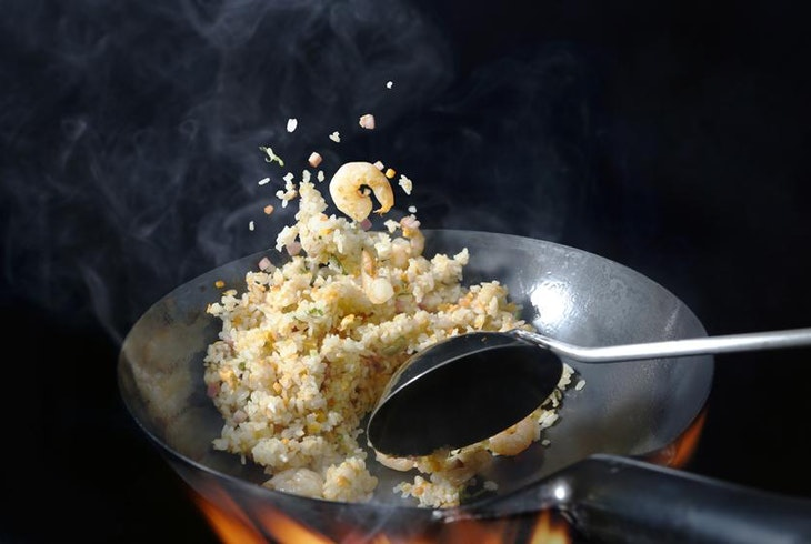 Wok Cooking Generic