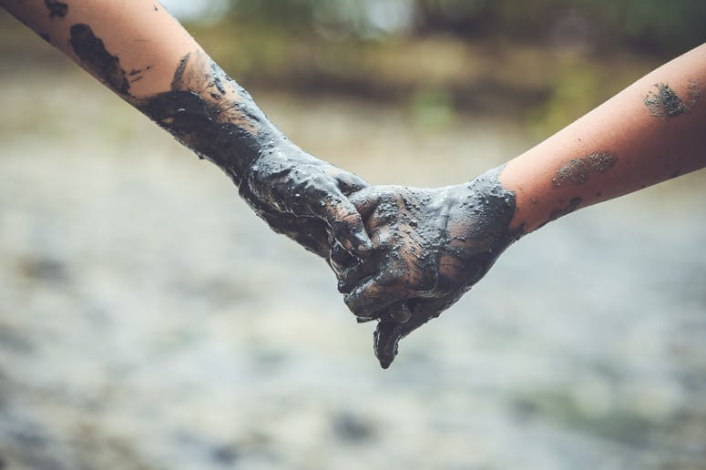 Let's Get Dirty... But Like, in Real Dirt or Paint