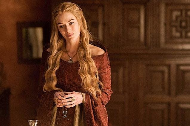 Cersei: The Orophile