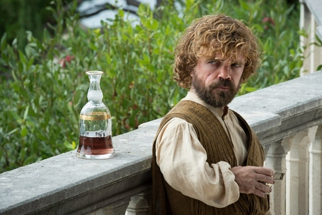Tyrion: The Witty Viticulturalist