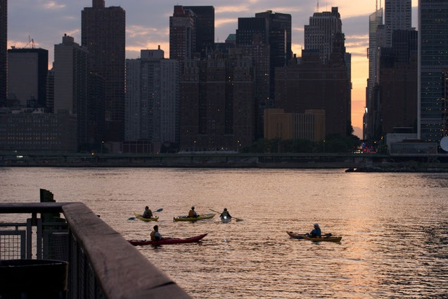 12 Active Dates to Get You Moving in NYC