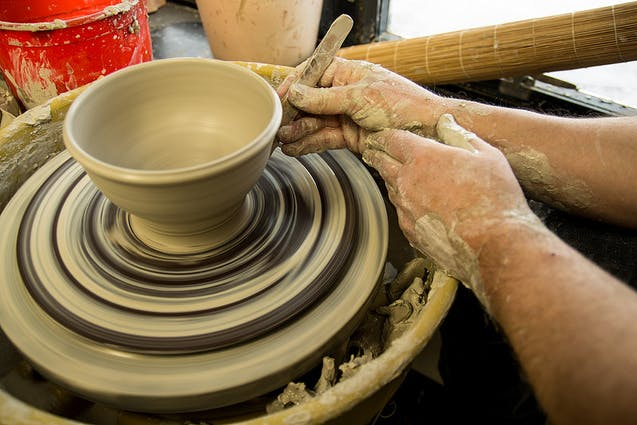 Clay Play: 4 Pottery Classes in SF