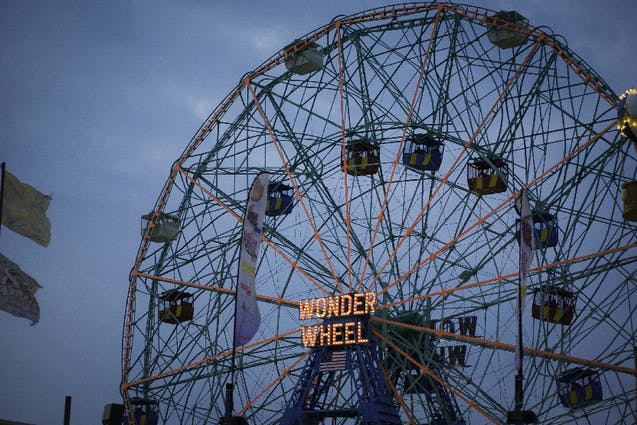 2. You're My Wonder-wheel