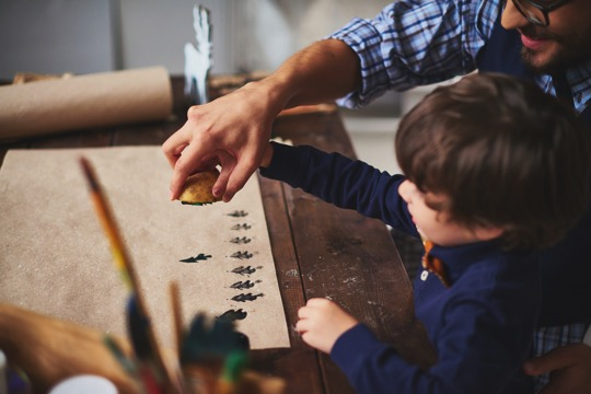 Family Fun: San Francisco Art Classes for You and Your Kids