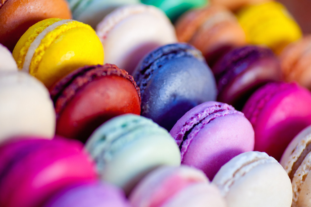 C'est Magnifique! Learn to Make Macarons in New York