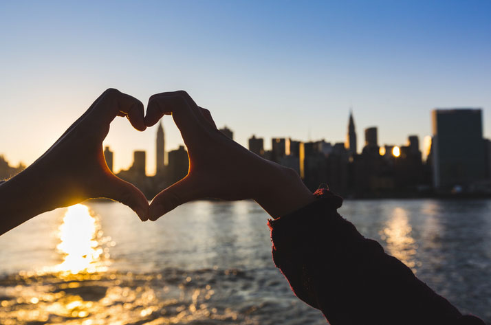 New York's Most Romantic Date Ideas