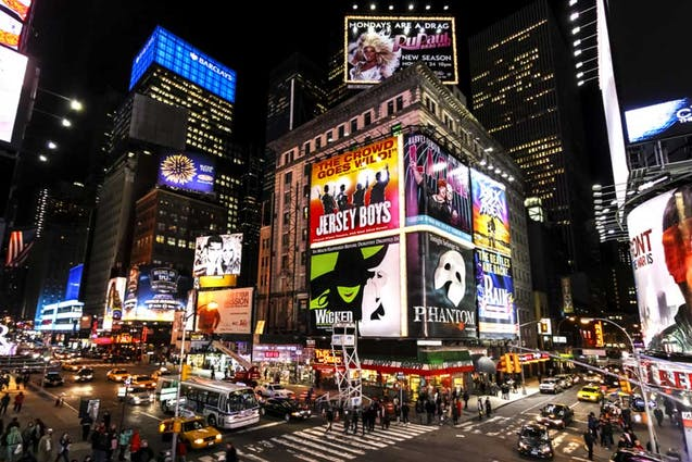 NYC's Top Live Theater Venues (& Shows to See There)