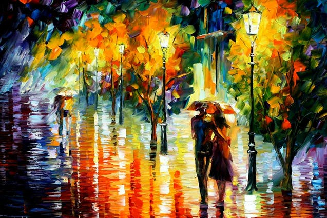 5 Couples Painting Dates for You and Your Muse