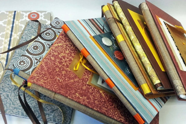 chicago classes book binding