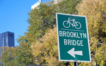 0_new Brooklyn Bridge Bike Path
