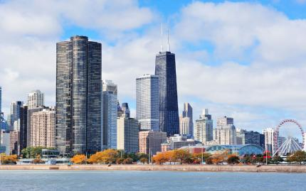 0_new Chicago Skyline Daytime