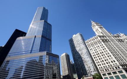 0_new Chicago Skyline Daytime