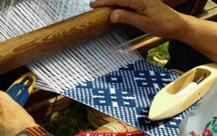 0_new Hand Weaving