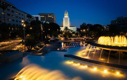 0_new Los Angeles Night