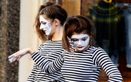 Learn to Mime - Trial Class