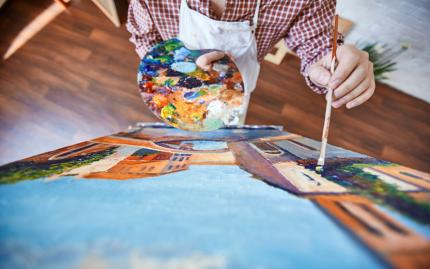 BYOB Painting Workshop  (no longer offered MZH 1/23/18)