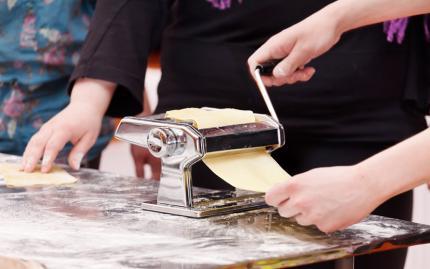 Fresh Pasta Making for Beginners