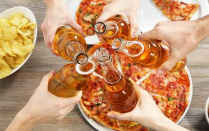0_new Pizza And Beer
