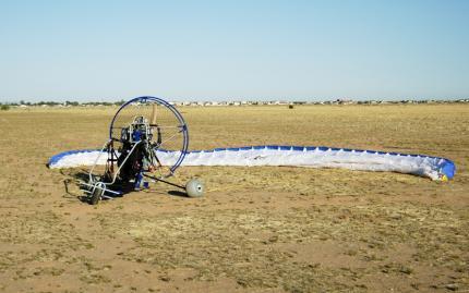0_new Powered Parachute