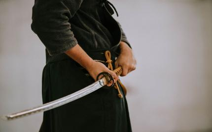 Samurai Sword Fighting - Tribeca (Online)