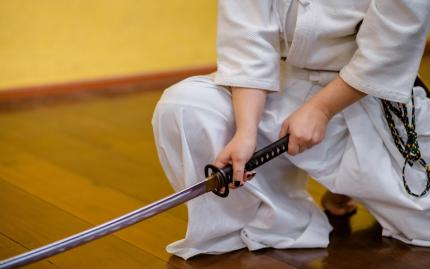Samurai Sword Fighting - Tribeca (Online)