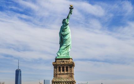 0_new Statue Of Liberty Daytime