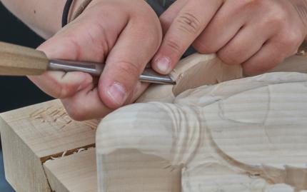 A Taste of Woodcarving