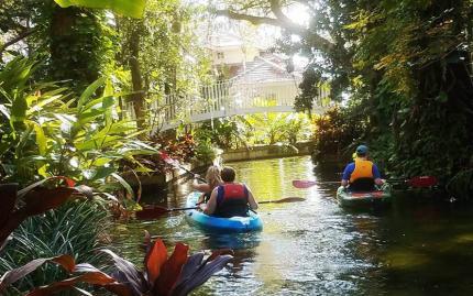 Adventures In Florida Full Moon Kayaking