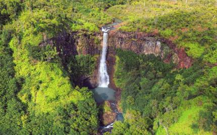 Air Kauai Helicopter Tours Doors Off