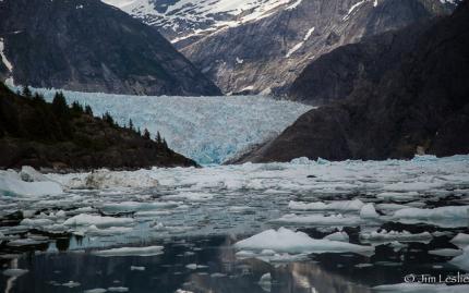 Alaska Waters Leconte Glacier