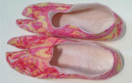 Ausrines Arts Room Slippers