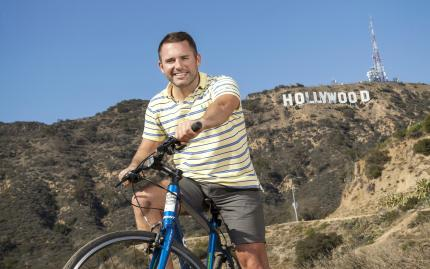 Bikes And Hikes LA Hollywood Bike Adventure