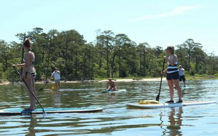 Chesapean Outdoors Flatwater SUP