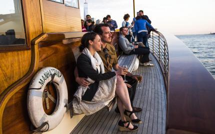 Around Manhattan Brunch Cruise (Duplicate KC 12/29/2017)