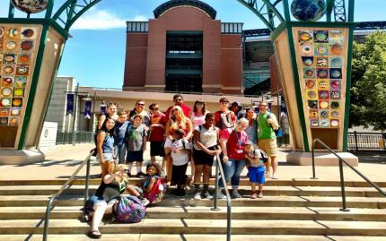 Denver Walking Tours Downtown Denver Tour