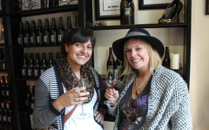 Evergreen Escape Woodinville Wine Tasting