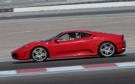 Exotics Racing Los Angeles Ferrari F430 F1