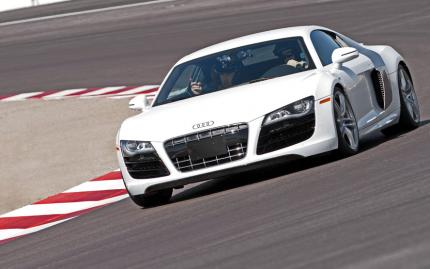 Exotics Racing Los Angeles Audi R8