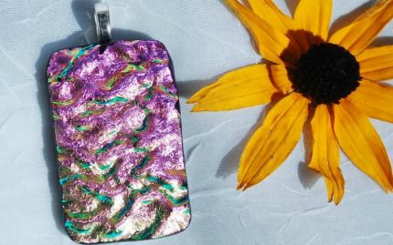 Glass Arts And More Dichroic Jewelry