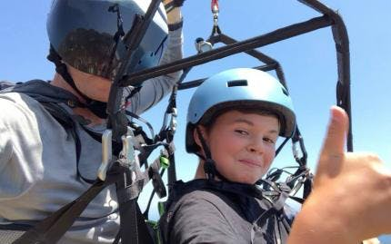 Los Angeles Flight Lessons: Flying Lesson, Hang Gliding