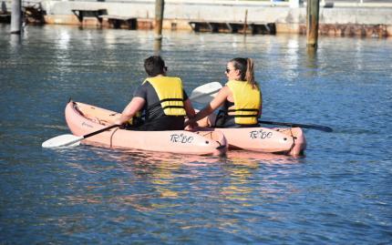 Miami Watersports Tandem Kayak