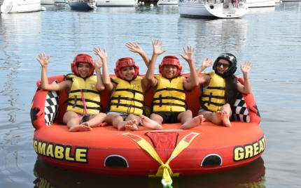 Miami Watersports Tubing