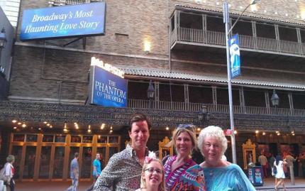 New York Broadway Tours Act Three