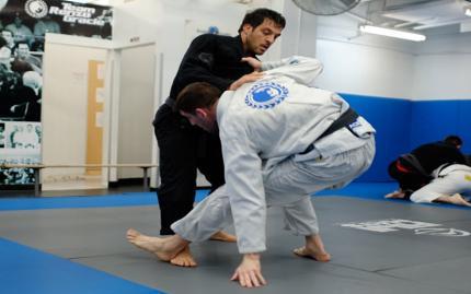 Brazilian Jiu-Jitsu Trial Class