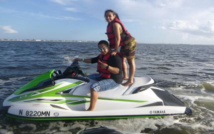 Rockaway Sunset Jet Ski Tour