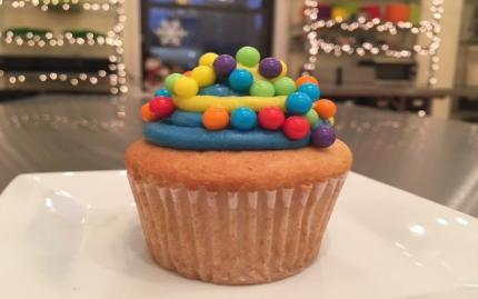 Taste Buds Kitchen Inside Out Cupcakes